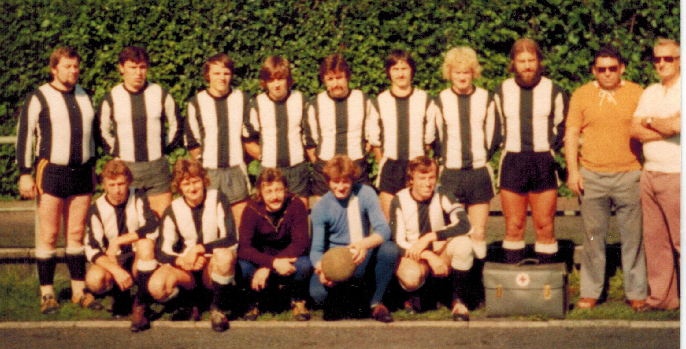1977: Triumph der SG Zeuthen