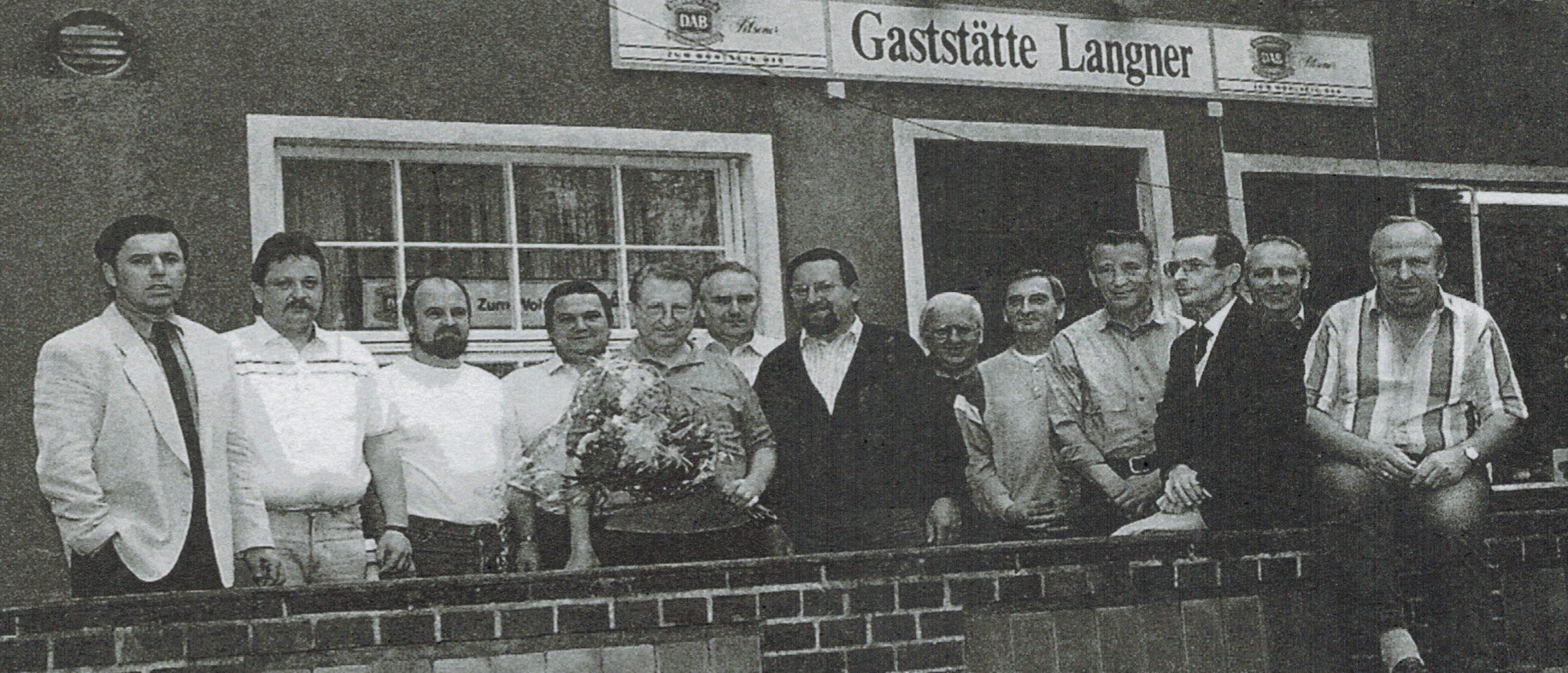 1991: Das Jahr der Fusion