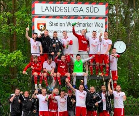 2019:  Meister in der Landesliga